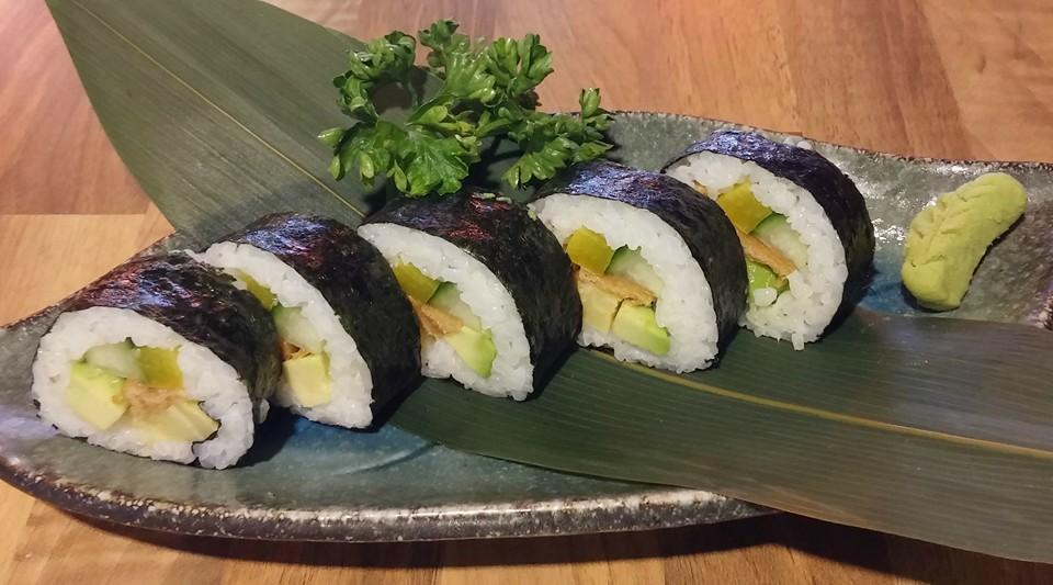 Veg Futo Maki Roll
