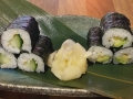 Mixed Cucumber and Avocado Roll